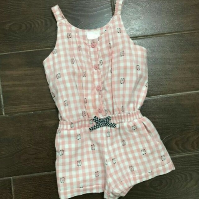 Romper Lilly 3t