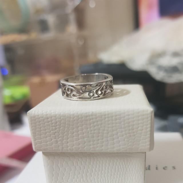 手作925純銀戒指