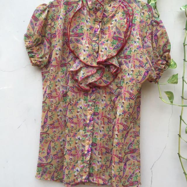 Atasan / blouse kerja