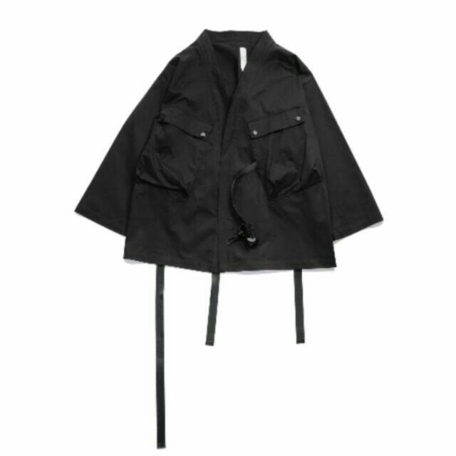 設計師品牌Attempt暗黑機能道袍