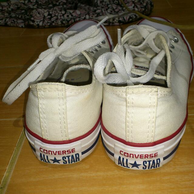 Authentic Chuck Taylor Converse 6.5