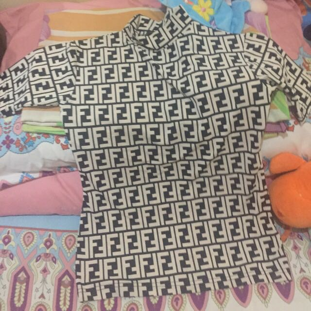 authentic fendi top