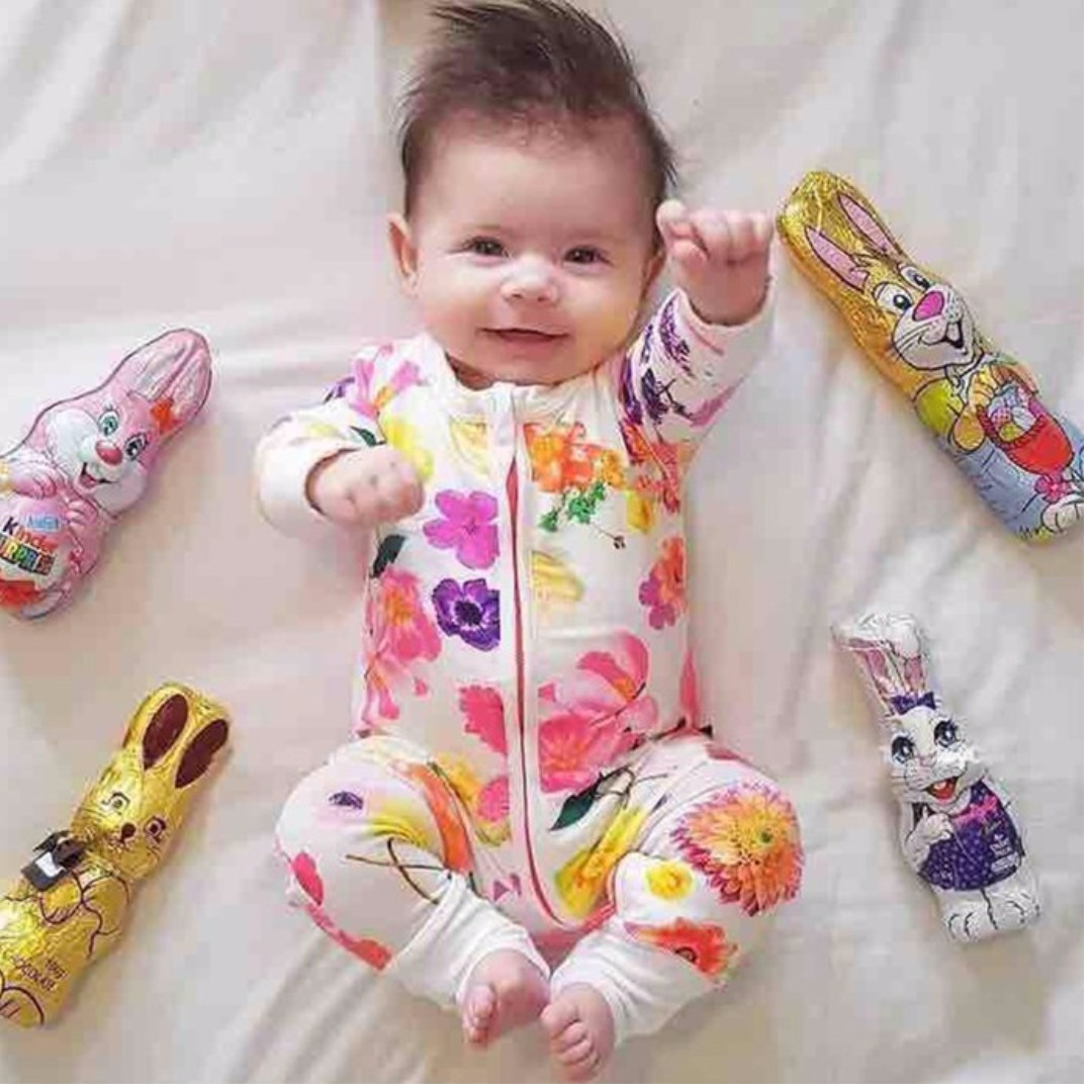d9f8faeafd34 BABY AND KIDS JUMPER INSPIRED BONDS (COLOURFULL FLOWERS), Babies ...