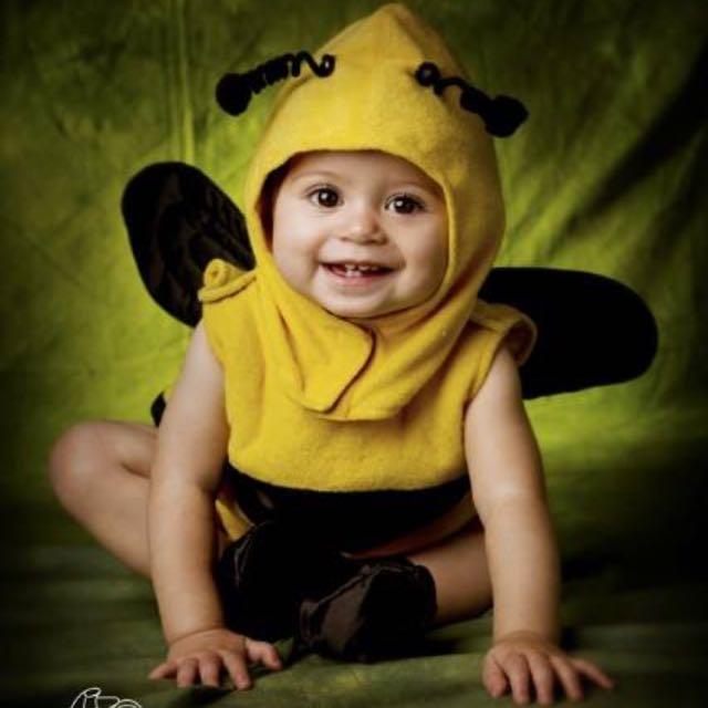 Baby costume Baby Bee