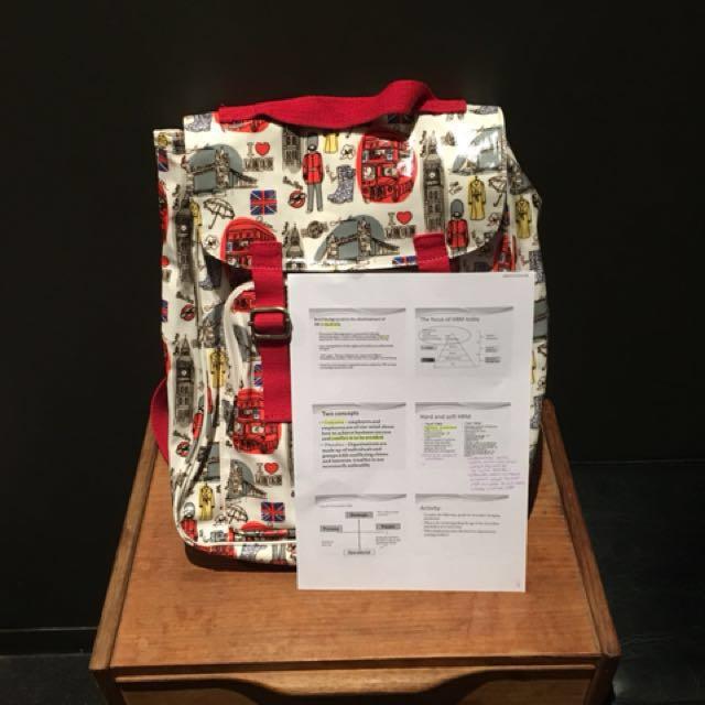 Bag / Back pack