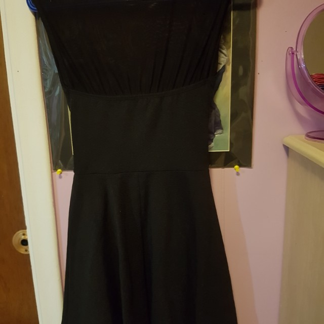 Black Seduction Dress
