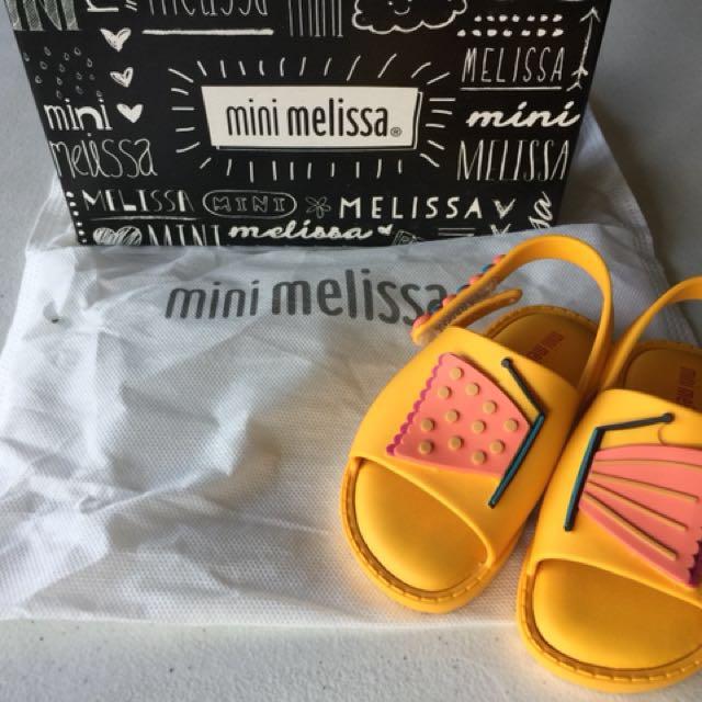 BNew Mini Melissa Mia Fabula