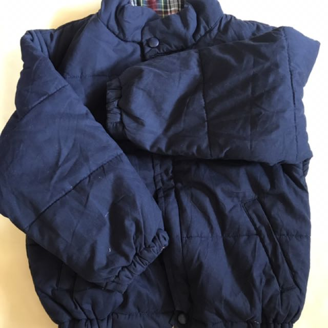 Bossini Reversible jacket