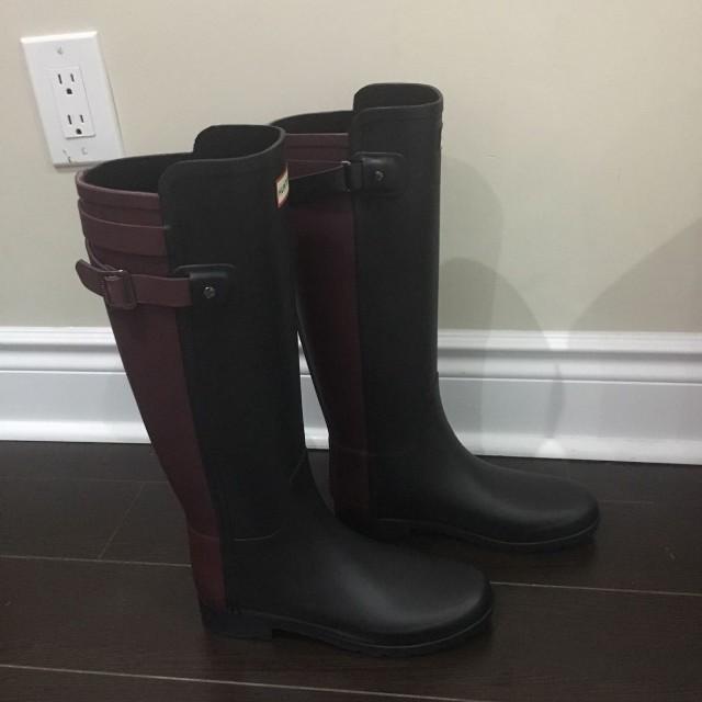 Brand New Hunter Rain Boots