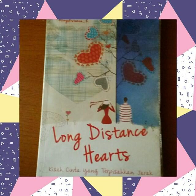 Buku : Long distance hearts