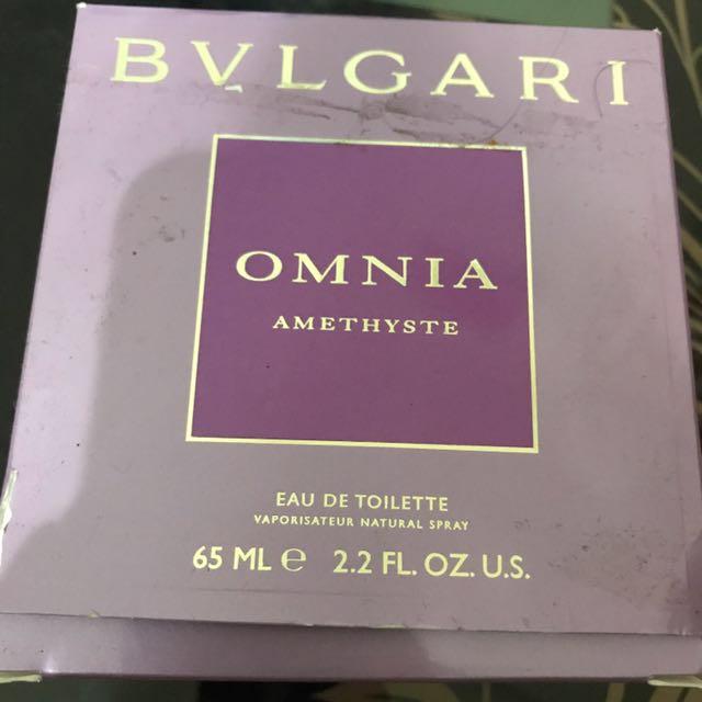 Bvlgari Omnia Amethyste