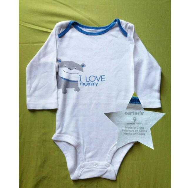 Carters Statement Shirt For 9M Baby Boy