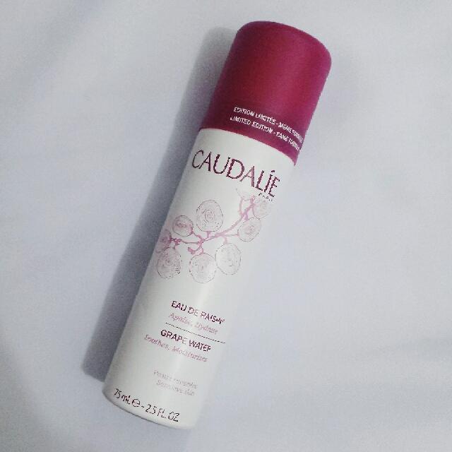 Caudalie Paris Grape Water Facial Spray Limited Edition