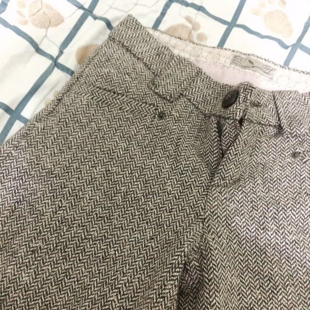 Celana Kulot Bahan