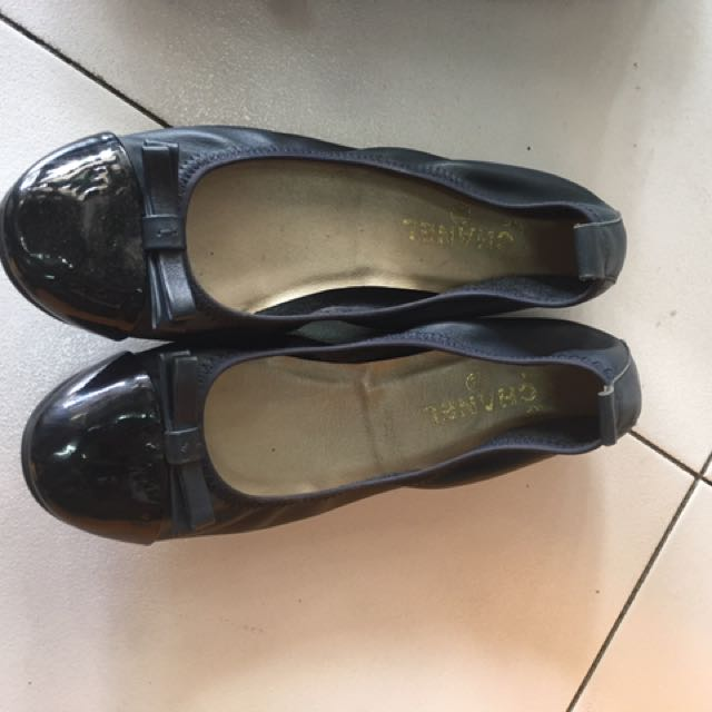 Chanel Doll Ballerina Shoes