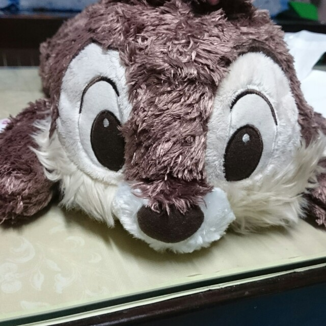 Chip and dale bedside stuff toy