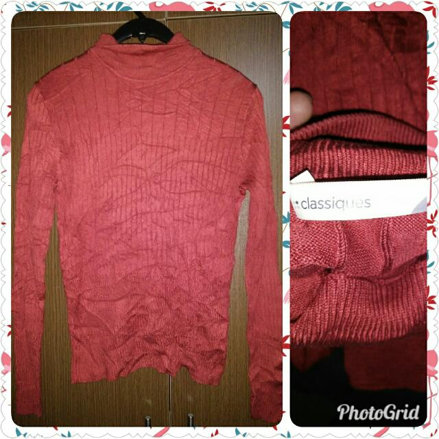 Classiques Knitted Sweater