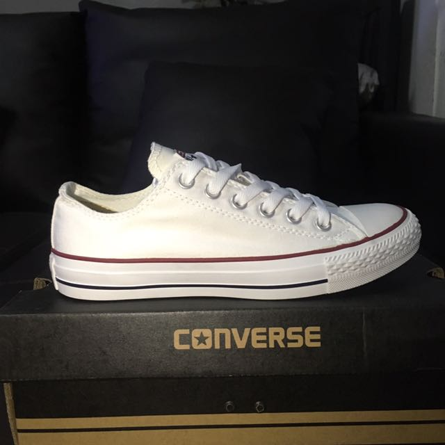 Converse All Star OX Optic White (Classic White)