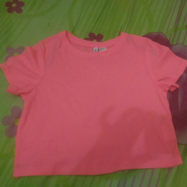 Crop Top HnM Ori