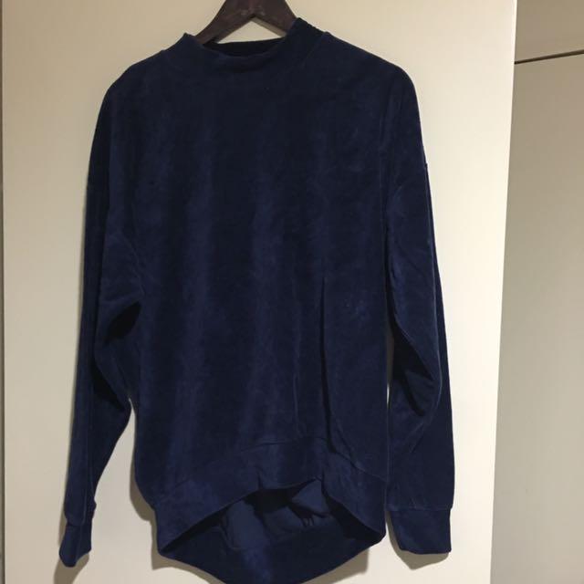 Dark purple/blue Sweater size s