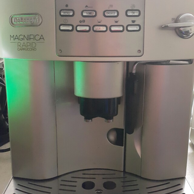 Delonghi rapid cuppucino machine