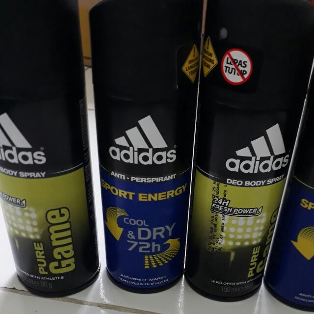 Deo Body Spray