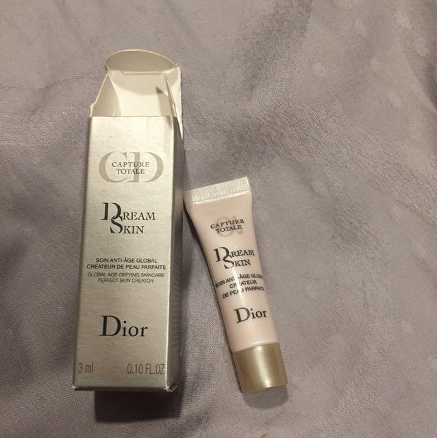 Dior dream skin sample