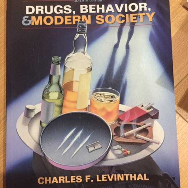 Drugs,Behaviour and Modern Society