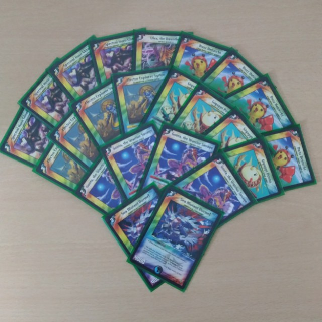 The Dauntless NM//M Duel Masters Ulex