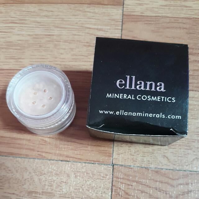 ellana mineral cosmetics concealer