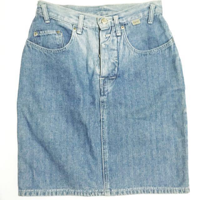 ESPRIT Denim Skirt