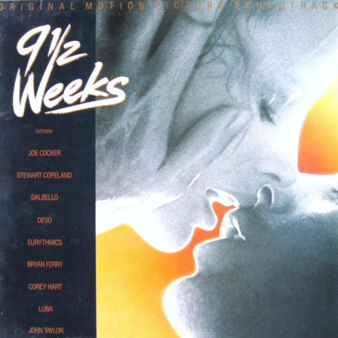 EU Pressed Various Artists – 9½ Weeks - OST Label: Capitol
