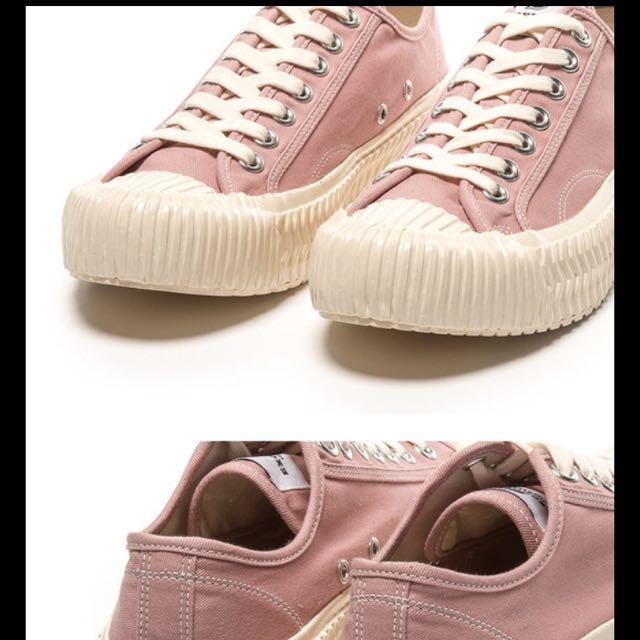 💕excelsior粉色餅乾鞋👟