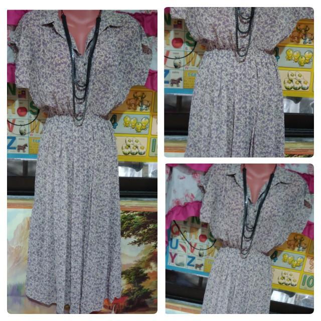 Floral Maxi - Dress