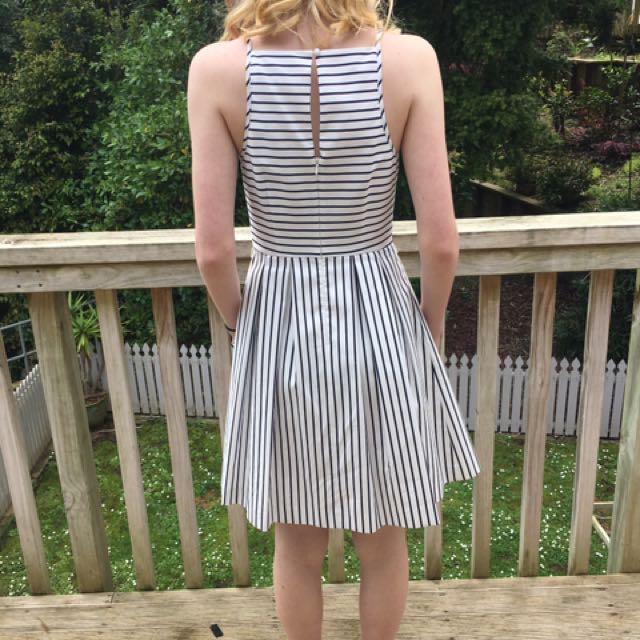 Forever new striped summer dress