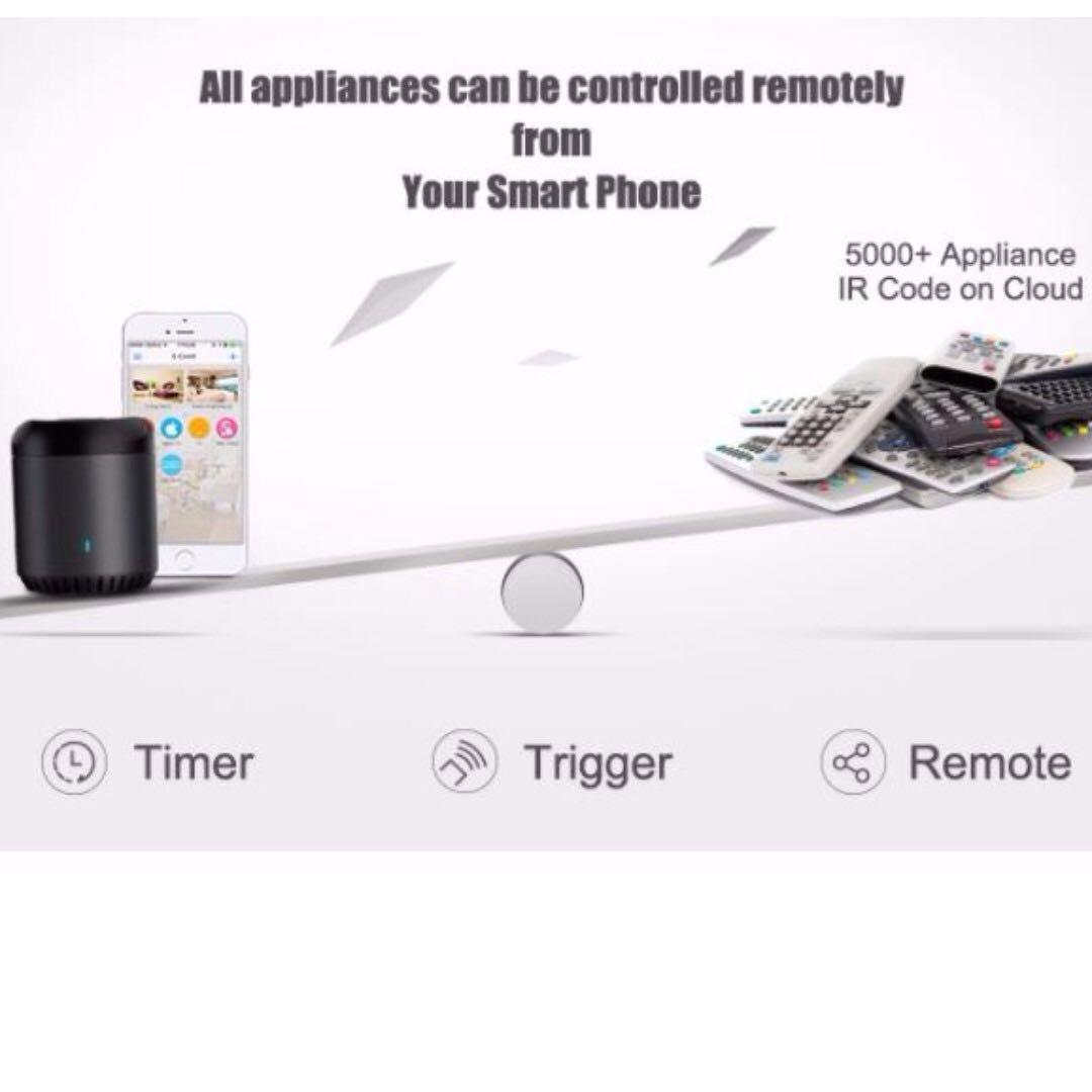Broadlink RM Mini 3 IR Universal Remote Controller