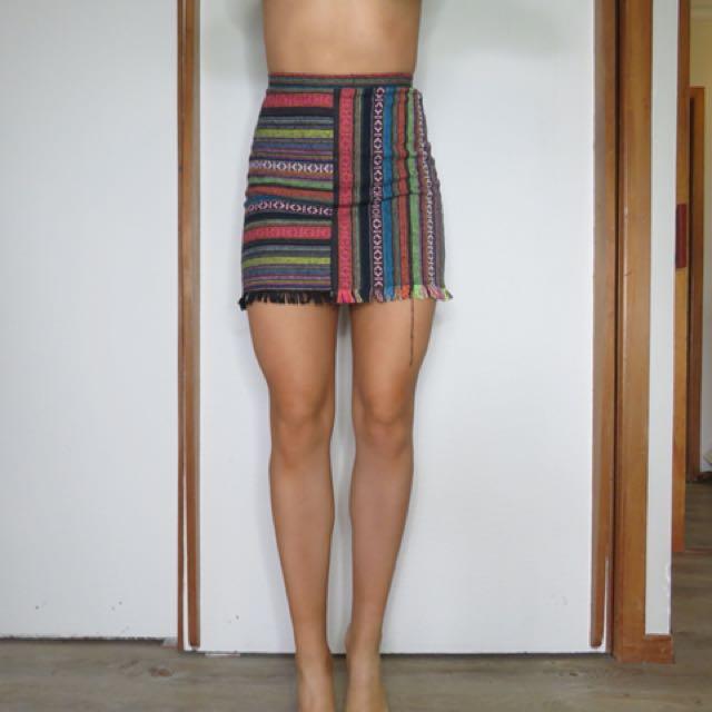 Funky skirt - size 6