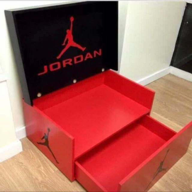 giant shoe box