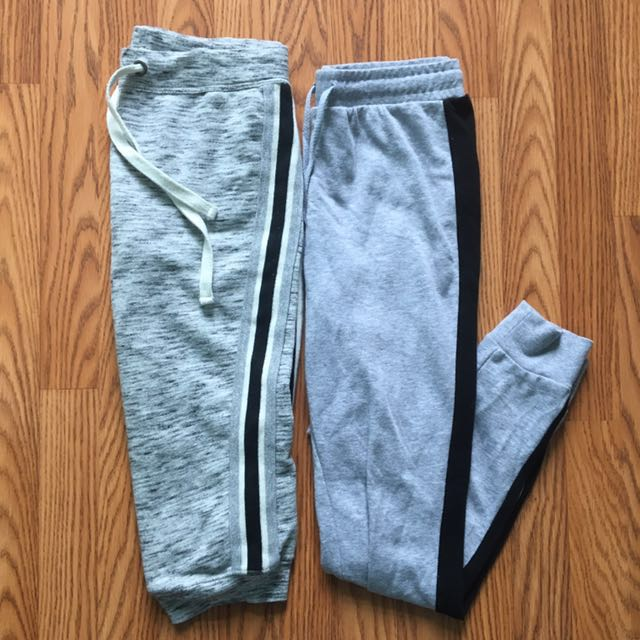 Grey sweats/joggers and capris REDUCED CHEAP