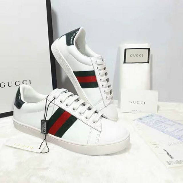544e0d120f61c Gucci Ace Sneakers Womens and Mens Available