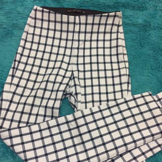 High Waist Pants - Zara