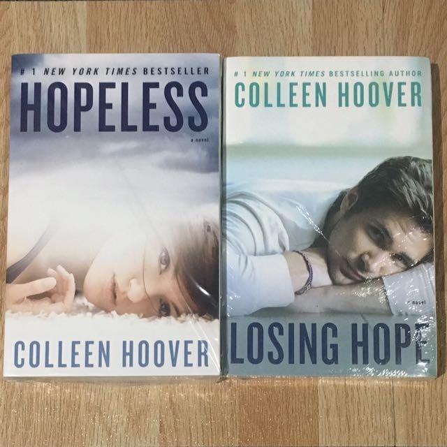 Hopeless + Losing Hope
