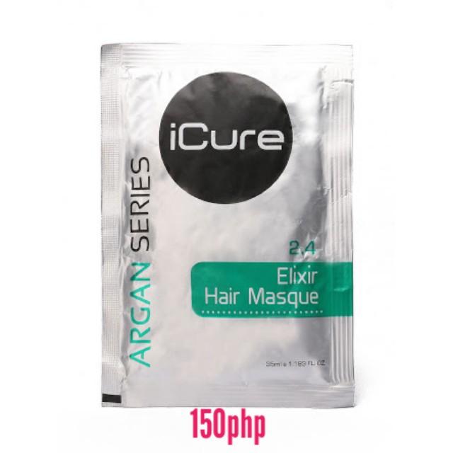 iCure Argan Series Elixir Hair Masque