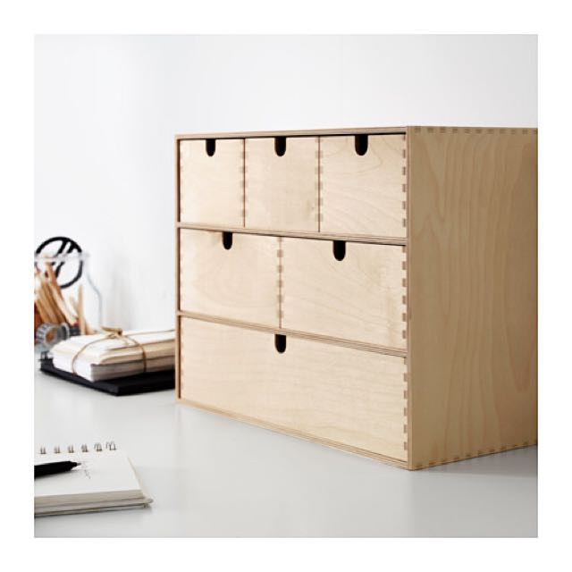 IKEA Moppe Chest of Drawers