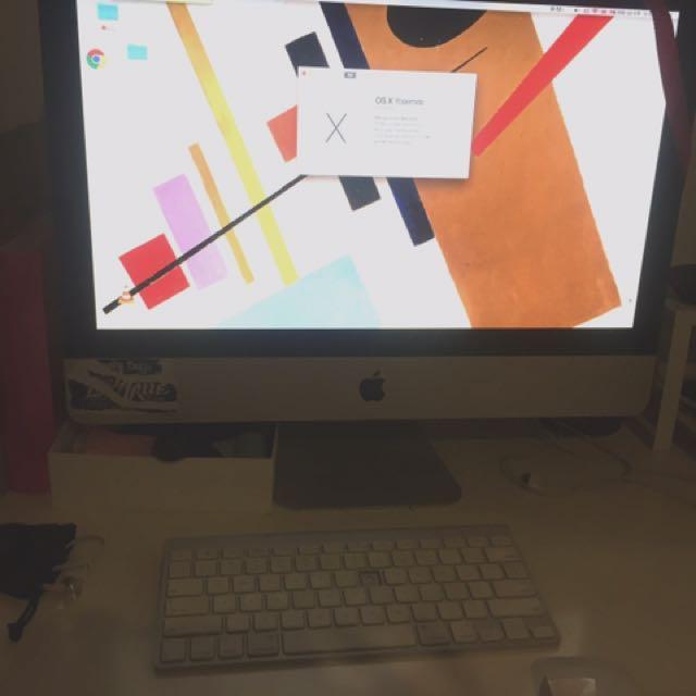 iMac(21.5-inch,mid-2010)