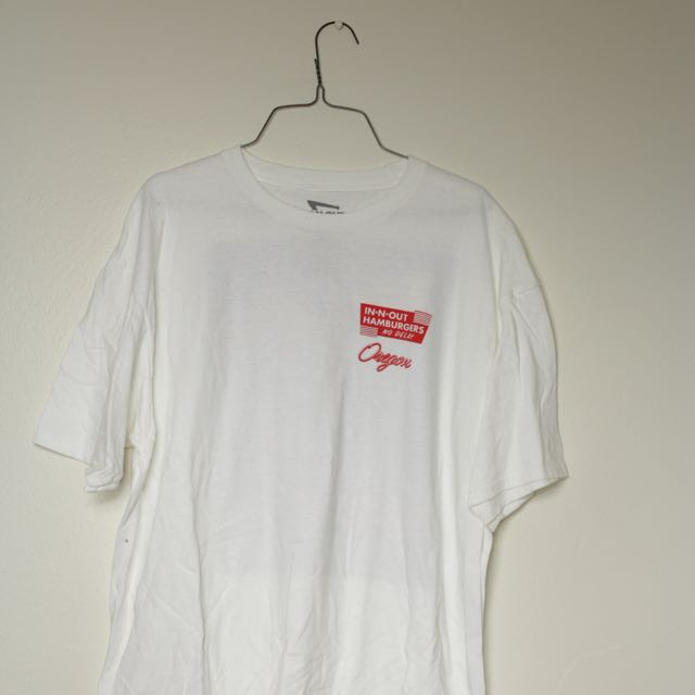 IN'N'OUT Burger Oregon Tee Size L