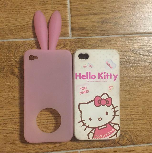 Iphone 4 casing