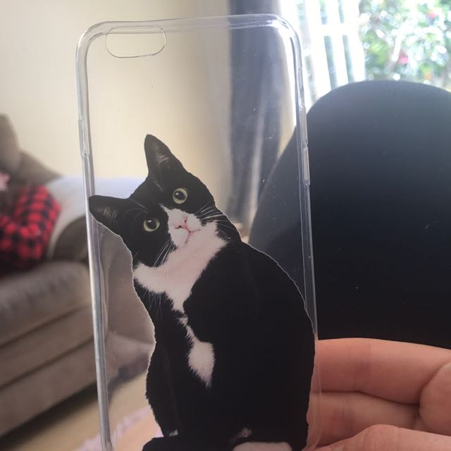 IPHONE 6S CAT PHONE CASE