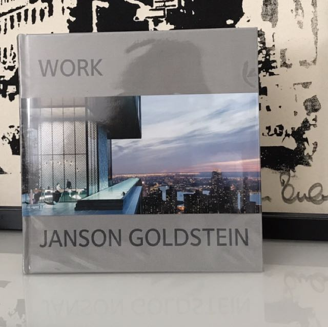 Janson Goldstein: Work by Janson Goldstein