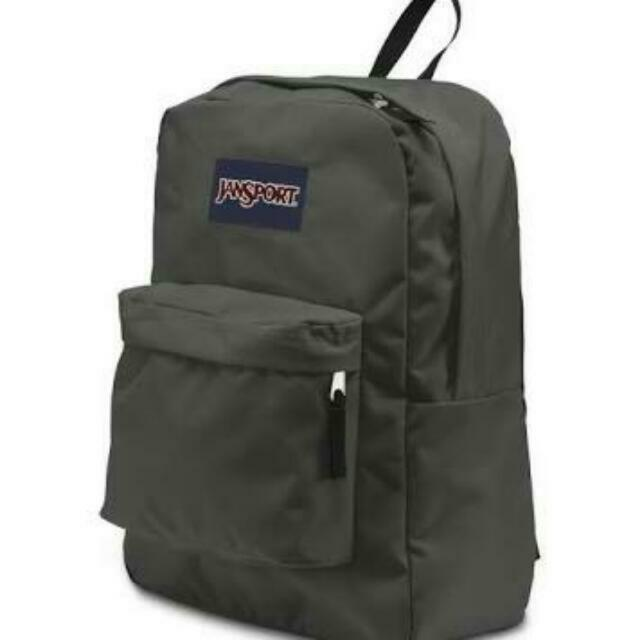 Jansport backpack auth